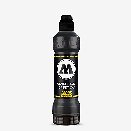 "MOLOTOW DRIPSTICK 860DS ""COVERSALL' - Black"