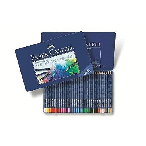 Faber-Castell 114236 - Aquarell Stifte ART GRIP/114236 Inhalt 36 Etui
