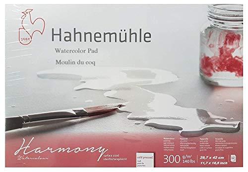 Hahnemühle Harmony, matt, 300 g/m², 29,7 x 42cm, 12Blatt