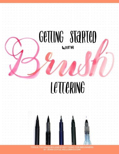 Getting Started with Brush Lettering