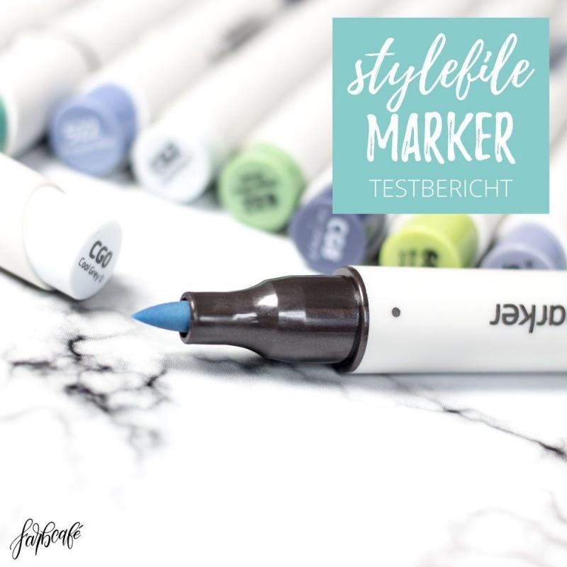Stylefile Marker Testbericht auf FarbCafé