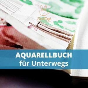 Aquarellbuch mit heraustrennbaren Seiten im Testbericht auf FarbCafé