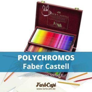 Polychromos von Faber-Castell im Testbericht auf FarbCafé