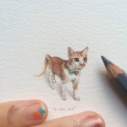 Miniaturbild einer Katze von Lorraine Loots