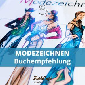 Ausbildungsbuch zum Thema Modezeichnen