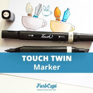 Touch Twin Marker Testbericht