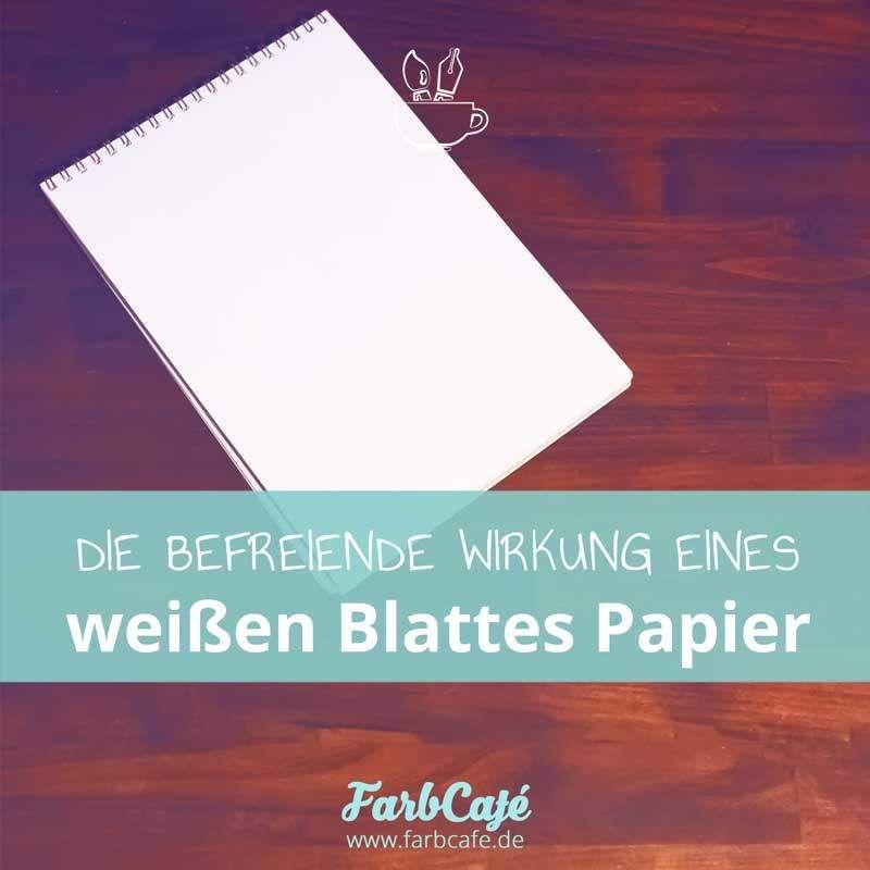 Motivation aus einem weißen Blatt Papier