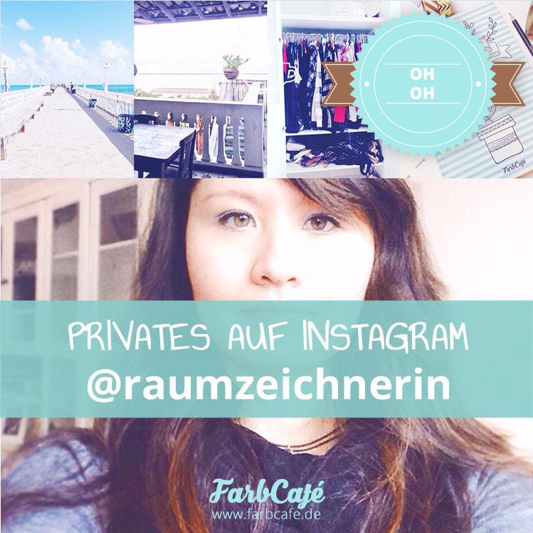 Das verrückte Mädchen hinter dem FarbCafé. Klick dich doch mal durch Instagram.