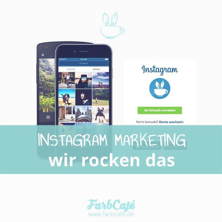 Lerne alles wichtige über Instagram-Marketing und lass dich nicht von Amerika blenden.