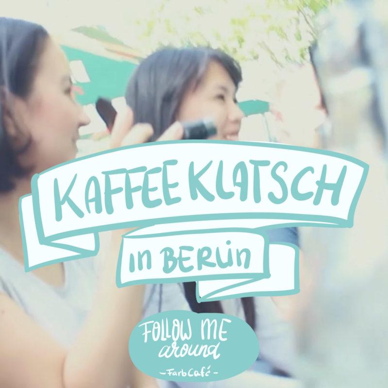 Kaffeeklatsch mit StudierenPlus und Chestnut! in Berlin