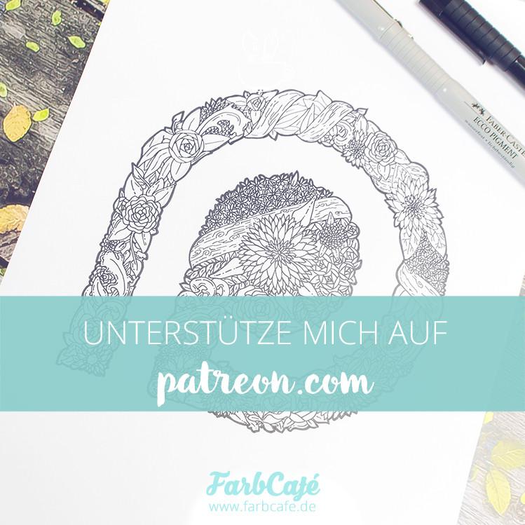 Patreon Unterstützung FarbCafé