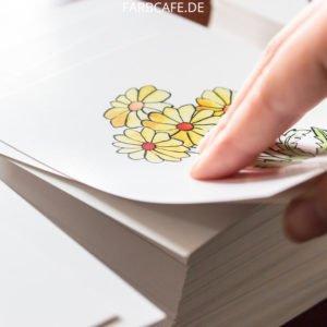 Postkarten und Grußkarten