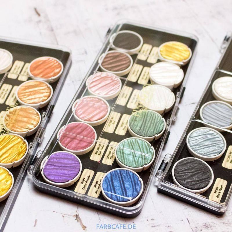 Finetec Pearl Colors im Testbericht auf FarbCafé