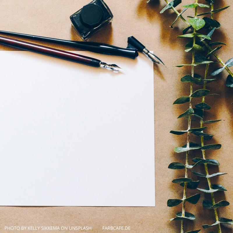 KalligraphieChallenge 2018 Vorschläge einreichen!