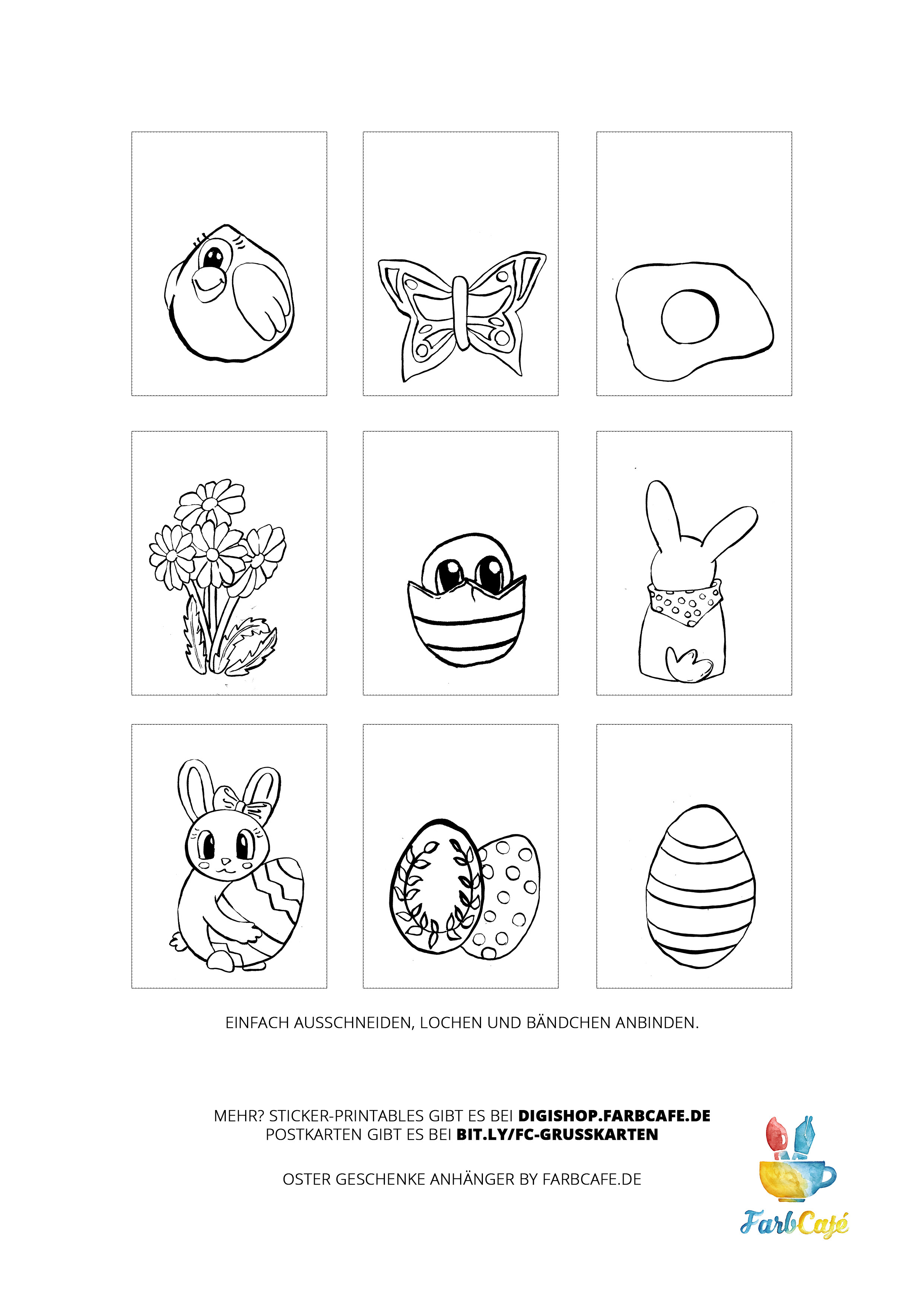 Ostern geschenke wann gibts