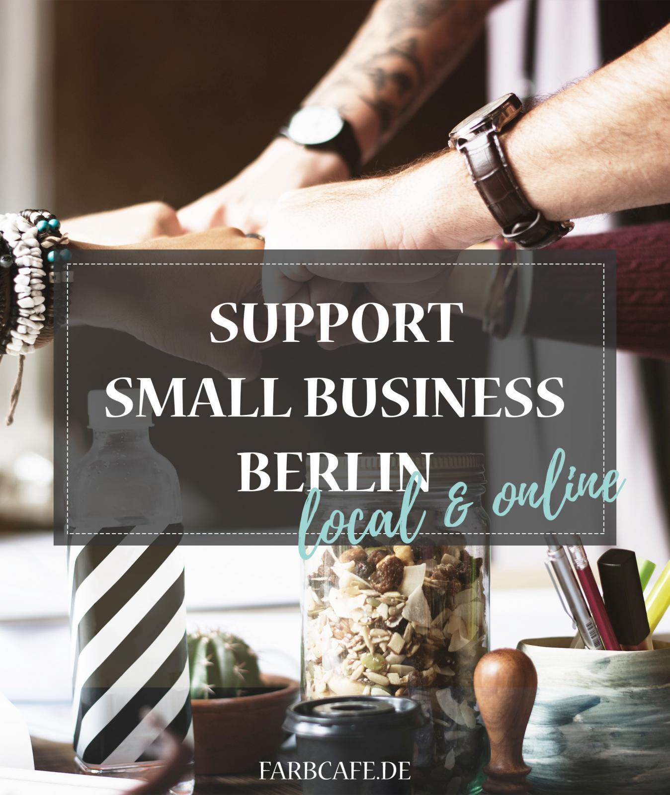 SmallBusiness People müssen zusammen halten. Denn ein kleines Online-Business schließt einen Online-Shop ja nicht aus. Und genau das vergessen oft viele.