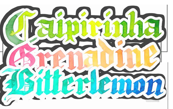 gotisch Textur Kalligraphie lernen. Übungsbuch PDF von FarbCafé, dein Kurs für Zuhause!